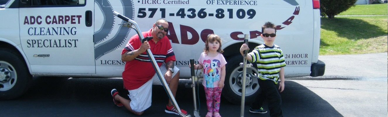 ADC Carpet Cleaning | Licensed Residential & Commercial